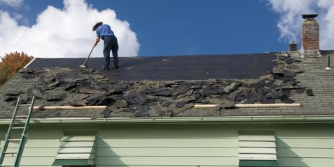5 Tell-Tale Signs Your Home Needs Roof Repairs, Miami, Ohio