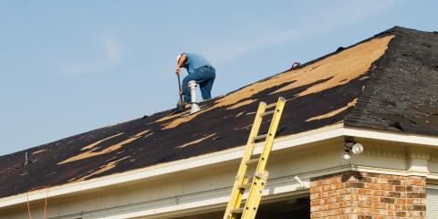 Understanding Roof Repair: Is It Time to Replace Your Roof?, Cincinnati, Ohio