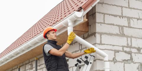 3 Signs Your Home Needs New Gutters, Fountain, Colorado