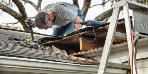 3 Common Steps to Expect During Roof Repairs, Kernersville, North Carolina