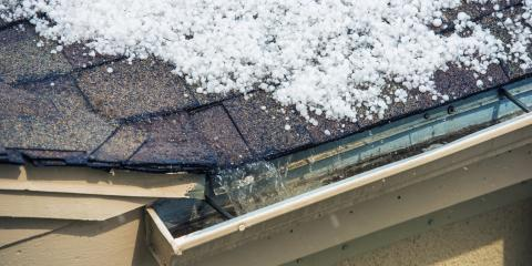 4 Ways Hail Can Damage Your Home, Genoa, Ohio