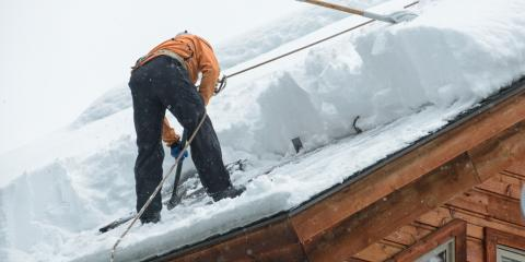 What Homeowners Should Know About Ice Dams, Liberty, Missouri