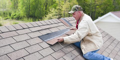 3 Signs It's Time for Roof Repair, Spring Hollow, Missouri