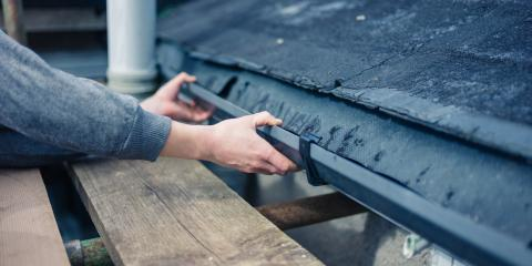 How Do Gutter Systems Protect Roofs?, Marietta, Georgia