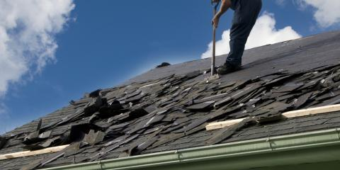 3 Steps to Take for an Emergency Roof Repair, Wentzville, Missouri