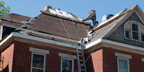 How to Decide Between Roof Repairs & a Replacement, Omaha, Nebraska