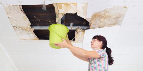 7 Dangerous Consequences of a Leaky Roof, Waterbury, Connecticut