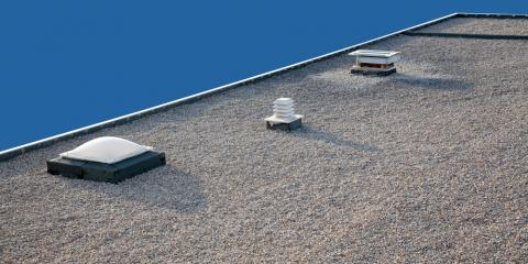 Commercial Roof Pros Explain Why There's Gravel on the Roof, Poughkeepsie, New York