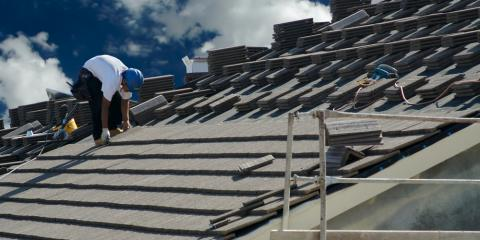 5 Signs It's Time to Schedule Roof Repair , Lorain, Ohio