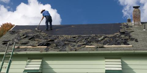 Should Your Roof Be Repaired or Replaced?, Cedar Falls, Iowa