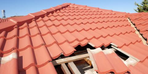 How to Decide Between Roof Replacement or Repair, Kannapolis, North Carolina