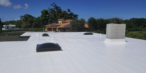 3 Benefits of Having a Flat Roof, Koolaupoko, Hawaii