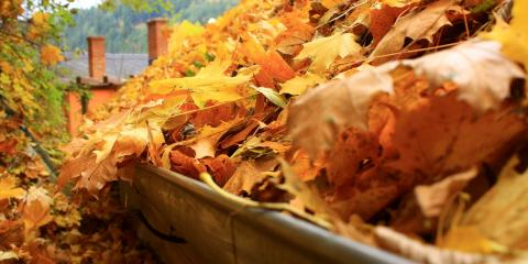 3 Reasons Why Gutter Cleaning in Fall Is So Important, Vernon Center, New Jersey