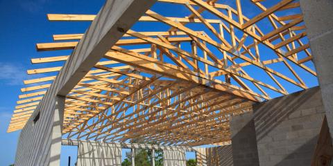 What Are the Most Common Types of Roof Trusses?, Clarksville, Arkansas
