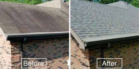 Why Summer Roof Cleaning Is Essential, Fairfield, Ohio