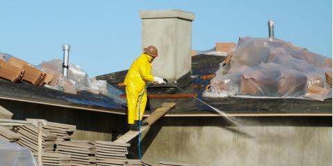 3 Ways to Remove Stains From Your Roof, Cincinnati, Ohio