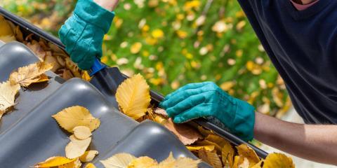 Roofing Company Explains How to Get Your Gutters Readyfor Rainy Season, Cincinnati, Ohio
