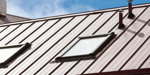 The Top 3 Benefits of Installing a Metal Roof, South Harrison, Arkansas