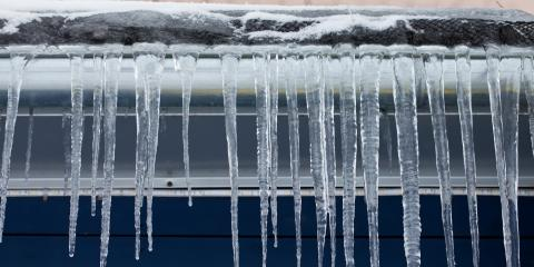 The Water Damage Restoration Experts on How to Prevent Winter Roof Damage, Washington, Ohio
