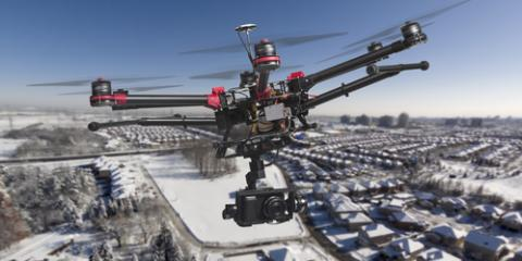 How Drone Roof Inspections Can Save Businesses Time & Money, Waterbury, Connecticut