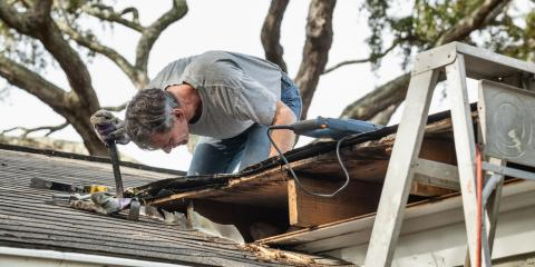 3 Steps to Take When You Notice a Roof Leak, Wentzville, Missouri