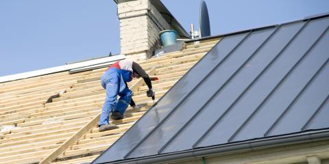 3 Factors to Help You Decide Between Roof Repair or Replacement, Chesterfield, Missouri
