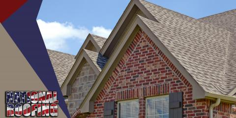 National Roofing, Roofing Contractors, Services, Chesterfield, Missouri
