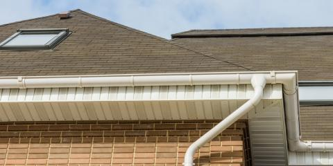 3 Surprising Benefits of Covering Seamless Aluminum Gutters, Fairfield, Ohio