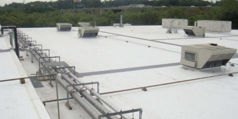 3 Unique Advantages of PVC Roofing, Winston, North Carolina