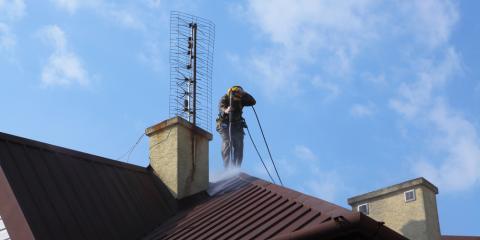 How Long Does Roof Washing Take?, Savannah, Georgia