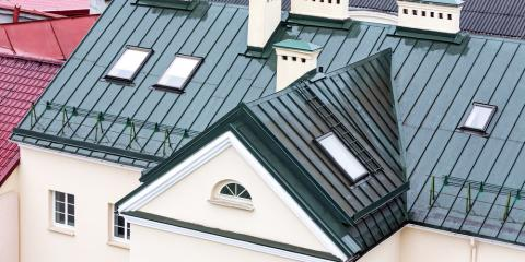 5 Advantages of a Standing Seam Metal Roof, Wonewoc, Wisconsin