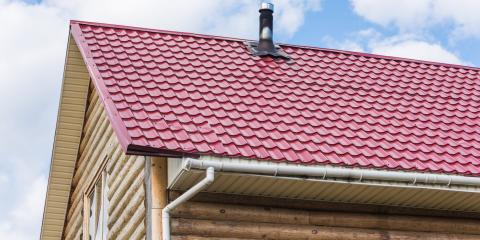 3 Advantages of Choosing Metal Roofing, Graham, Texas