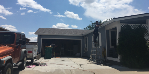 3 Reasons to Fix a Roof Leak Sooner Rather Than Later, Northeast Jefferson, Colorado