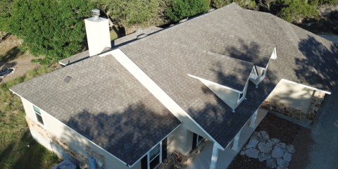 When to Get a New Roof vs. Repair It, San Marcos, Texas