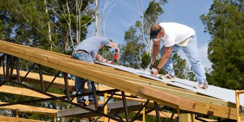 3 Things to Consider When Installing a New Roof, Lincoln, Alabama