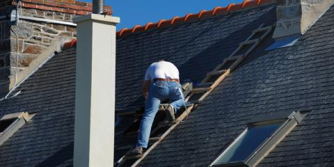 3 Different Types of Roofing, Fairport, New York