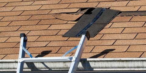 3 Roofing Problems Caused by Strong Winds, Waynesboro, Virginia