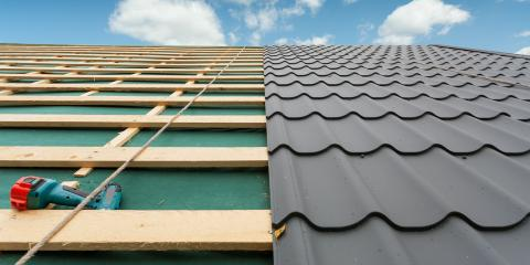 4 Benefits of a Metal Roof, ,