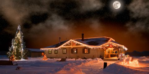 How to Hang Holiday Decorations Without Damaging Your Roofing , Anchorage, Alaska