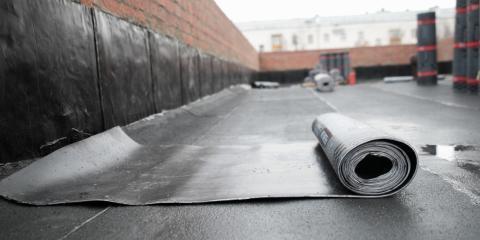5 Key Benefits of Rubber Roofing, Cincinnati, Ohio