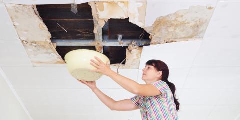 3 Dangers of a Leaky Roof, Cincinnati, Ohio