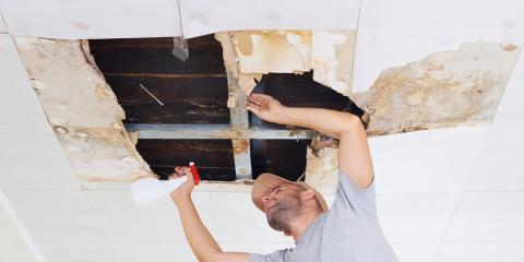 5 Ways Roofing Leaks Leave Your Home Seriously Damaged, Columbus, Ohio