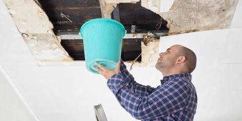5 Tips From Roofing Company Pros for Dealing With a Leaky Roof, Franklin, Ohio