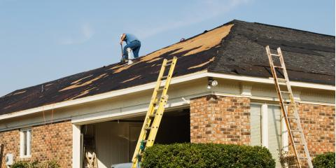 Top 3 Signs You Need Immediate Roof Repairs, Chillicothe, Ohio