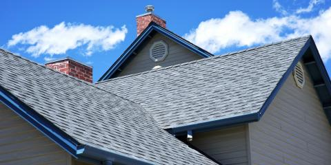 6 Key Components of Roofs, Kannapolis, North Carolina