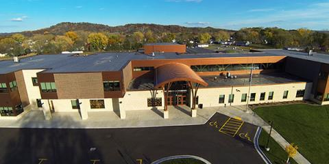 Wisconsin's Top Roofing Contractor Explains Why You Want to Use Wall Panels, Onalaska, Wisconsin