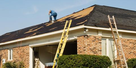 Roofing Contractor Shares 3 Tell-Tale Signs Your Roof Needs Repairs, Fort Worth, Texas