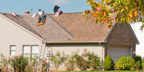 Advice From a Roofing Contractor on How to Choose the Right Shingles, Fort Worth, Texas