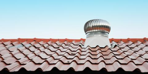 Roofing Contractor Explains the Importance of Attic Ventilation, Plano, Texas