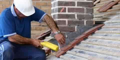 Roofing Contractor Explains the Benefit of Metal Roof Flashing, Lincoln, Nebraska